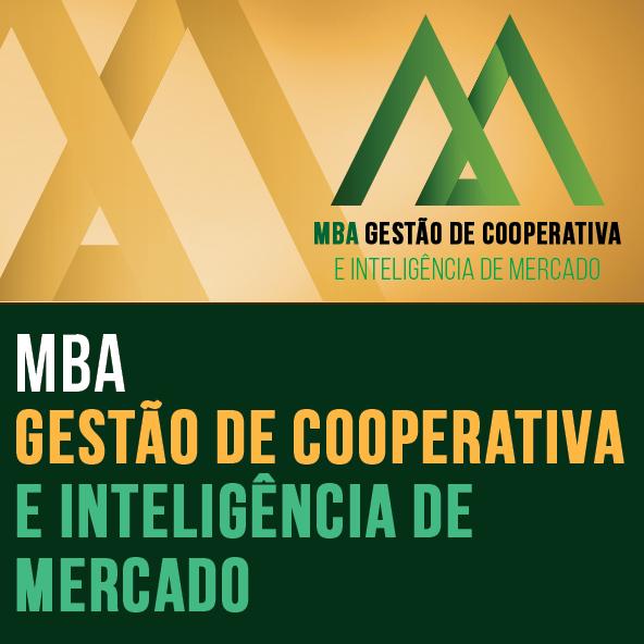 MBA em Gestão de Cooperativa e Inteligência de Mercado