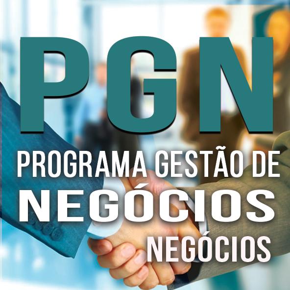 PGN - Programa Gestão de Negócios - Agronegócios